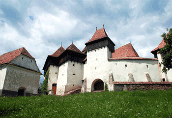 Bisericile fortificate sasesti din Transilvania - Viscri
