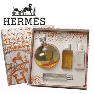 Gift-set HERMES - Hermes L'Ambre des Merveilles Set Cadou