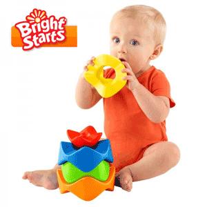Bright Starts - Piramida Oball Anyway Stacker