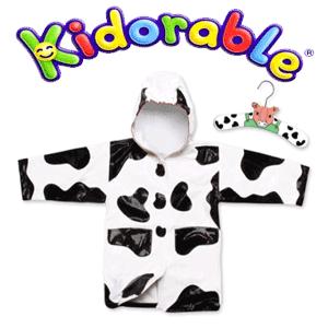 Pelerina de ploaie Cow Kidorable