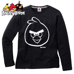 """Bluză """"Angry birds"""" pentru copii - diverse marimi"""