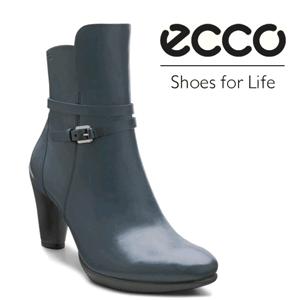 Botine stilate de dama ECCO Sculptured 75 confecţionate din piele moale. Sunt prevăzute cu fermoar. Simple, usoare, clasice, dar si elegante, aceste botine sunt foarte comode si se potrivesc cu mai multe tinute. Talpa este flexibila si usoara, iar tocul de 7,5 cm ofera stabilitate. Fețele exterioare din piele naturală permit picioarelor să respire. Branțul cu sistemul ECCO Comfort Fybre este căptuşit cu piele pentru un mediu igienic. Tocul de 75 mm are un design plăcut. Glencul nemetalic pentru confort susţine piciorul în poziţia corectă. Aceste botine Sculptured 75 le veti putea purta intreaga zi, fara sa simtiti disconfort.