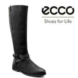 Cizme business dama piele ECCO Shoes toamna iarna