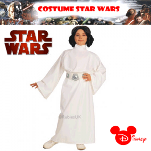 Costum fetite Star Wars Printesa Leia