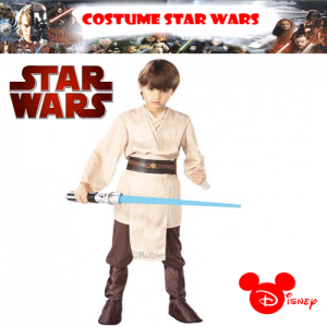 Vestimentatie Cavaler Jedi Star Wars pentru baieti