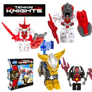 Tenkai Knights - Minifigurine Set de Actiune