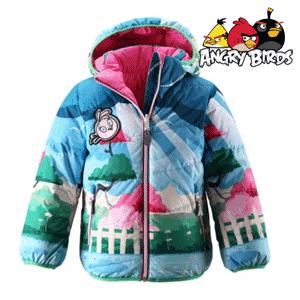Geci de iarna Angry Birds pentru fetite