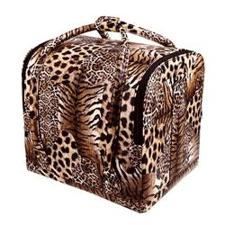 Gentuta animal print make-up si bijuterii - cadouri pentru femei cu stil