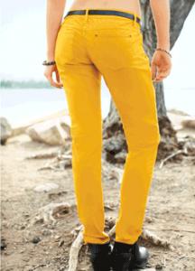 Pantaloni stretch de toamna