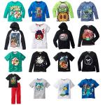 Tricouri Angry Birds pentru copii