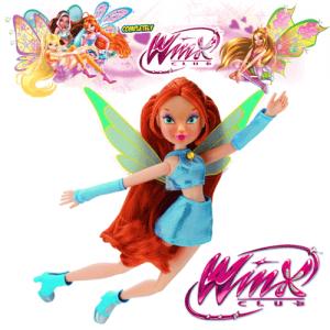 Jucarii Winx Club- Papusile Charmix - Zanele Prietene