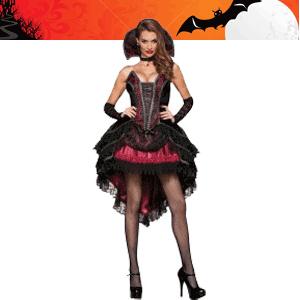 Costum Haloween Vampirita