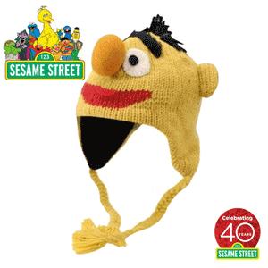 Caciulite copii cu desene animate Official Sesame Street Knit Hat