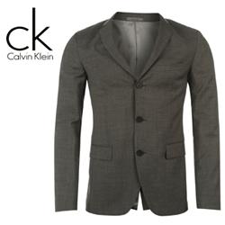 Calvin Klein Comfort sacou pentru bărbați lână