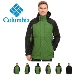 Columbia Eager Air™ Interchange Jacket