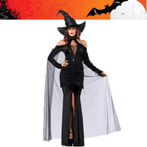 Noi costumatii de Halloween premium pentru femei