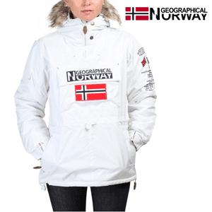 Geaca dama Geographical Norway cu blanita