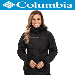 Geci de iarna Columbia Outer West Interchange culoare neagra pentru femei