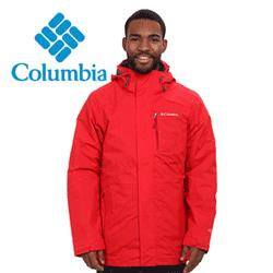 Geci de iarna pentru barbati Columbia Element Blocker Interchange Jacket