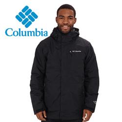 Geaca de iarna Columbia Element Blocker pentru barbati