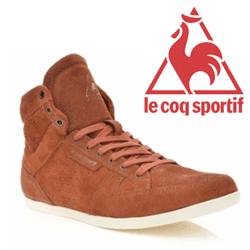 Ghetele barbatesti Le Coq Sportif daca stilul casual te defineste