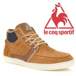 Ghetele pentru barbati Perpignan Demi Suede, marca Le Coq Sportif