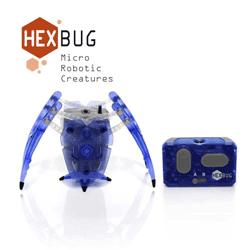 Microbot Hexbug Inchworm jucarii inteligente la emag