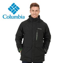 Imbracaminte de iarna pentru barbati Columbia Portland Explorer™ Long Interchange Jacket