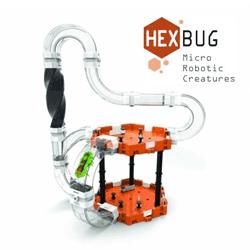 Arene si seturi pentru micro robotii inteligenti electronici Hexbug