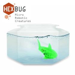 Pesti, rechini si micro roboti de apa Hexbug – jucarii inteligente