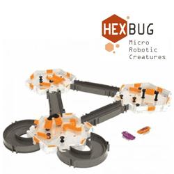 HexBug - Nano Construct Habitat - Seturi de constructie si joaca cu micro roboti