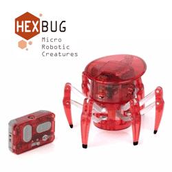Microrobot Paianjen (rosu) - Hexbug