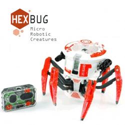Jucarii inteligente Micro Robotii paianjeni si insecte Hexbug