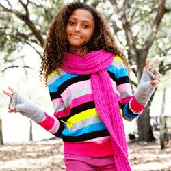 Pulover pentru fetite cu varsta pana la 7 ani