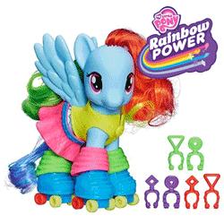 Jucarii Micii Ponei, seria My Little Pony Rainbow Power