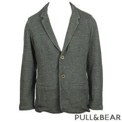 Sacouri barbatesti Pull and Bear - Colectia Grey de toamna