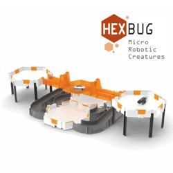 Set Nano Battle Bridge Hexbug pentru nano roboti