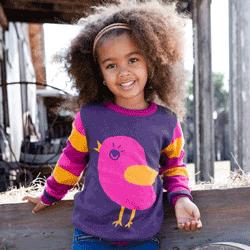 Pulover minunat pentru fetite mai mici