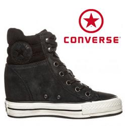 Platforme Converse – Bascheti pentru fete si femei