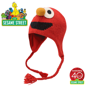 Caciulite copii personaje Official Sesame Street Knit Hat