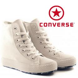 Platforme Converse Chuck Taylor All Star Platform 542427 pentru fete si femei tip Bascheti