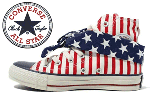 Converse Chuck Taylor All Star US Flag