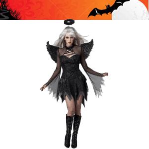 Costum tematic Halloween de inger