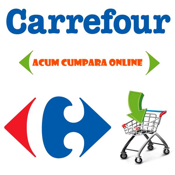 Cateva pareri despre cumparaturile in Carrefour Online