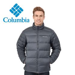Geaca Columbia pentru barbati Frost Fighter Jacket de culoare gri