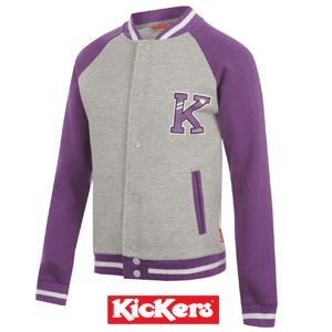 Geaca colegiu Varsity Kickers Jacket