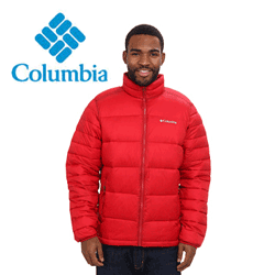 Geci barbatesti marca Columbia de iarna