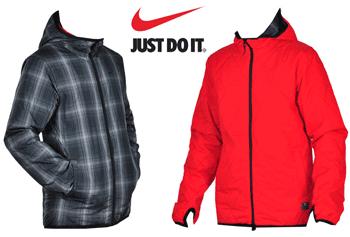 Geaca barbati Nike 4 O'Clock Jacket reversibila cu doua fete, ultra cool dar si trendy elegant
