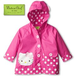 Geci de ploaie Hello Kitty pentru fetite Western Chief Kids