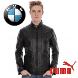 BMW M Leather Jacket nu trebuie sa lipseasca din garderoba nici unui impatimit al motosportului sau a fanilor BMW. Aceasta este fabricata in totalitate din piele premium, material ce ofera durabilitate si calitate produsului.